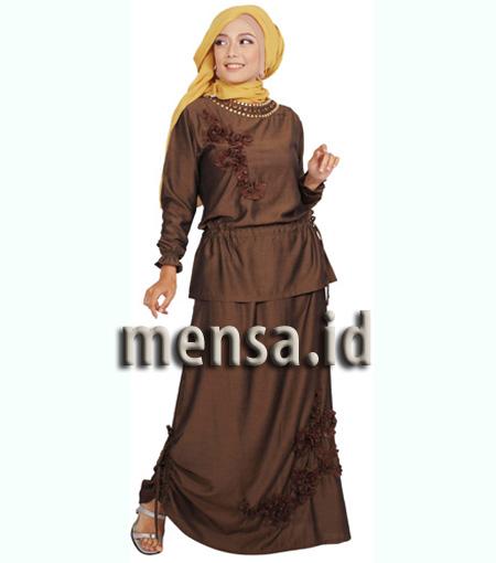 Model Busana Muslim Gamis untuk Berbagai Acara