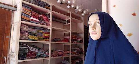 Bahan Kain Gamis, Busana Muslim & Hijab - (Ada 13 foto)